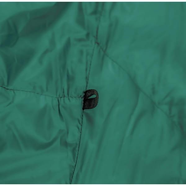 Grüezi Bag Biopod DownWool Subzero - Daunen- & Wollschlafsack pine green - Bild 14