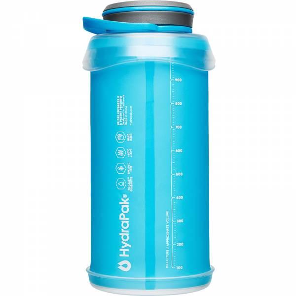 HydraPak Stash 1 Liter - Faltflasche - Bild 5
