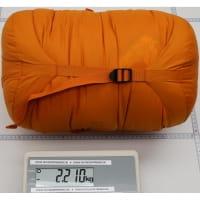 Vorschau: Mountain Hardwear Lamina 0F/-18°C - Kunstfaserschlafsack instructor orange - Bild 3