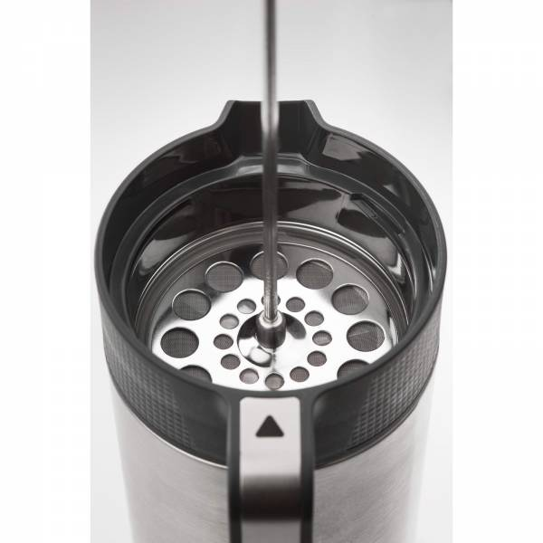 GSI Glacier Stainless Java Press - Kaffee-Kanne mit Filter - Bild 6