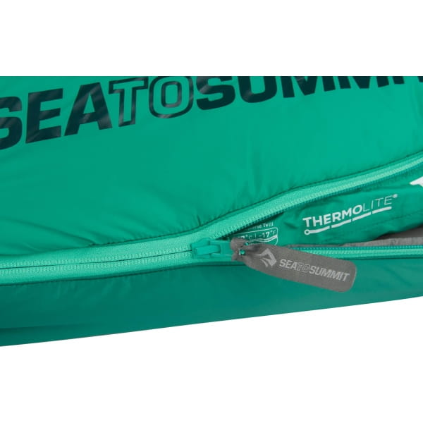 Sea to Summit Traverse™ TvIII Regular - Schlafsack forrest-pine - Bild 9