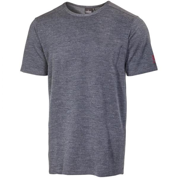 IVANHOE UW Harry Short Sleeve Man - Funktions T-Shirt graphite marl - Bild 3