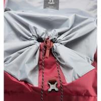 Vorschau: Haglöfs Ströva 65 - Trekkingrucksack brick red-light maroon red - Bild 9