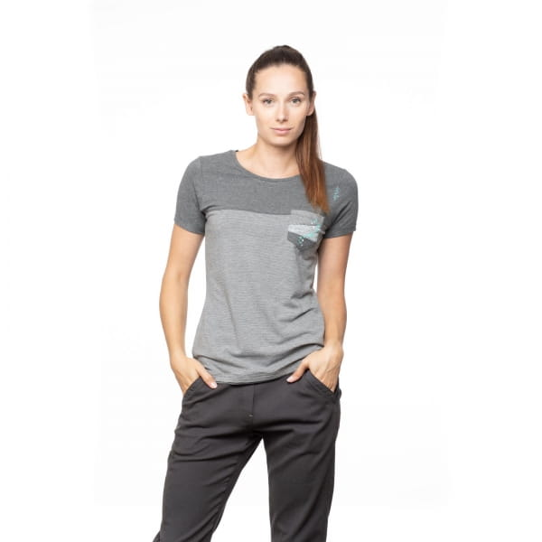 Chillaz Women's Street - T-Shirt anthrazit melange - Bild 9