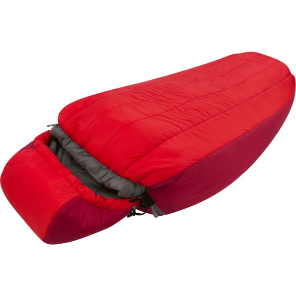 Sea to Summit Basecamp BcII Regular - Schlafsack regular red-dark red - Bild 1