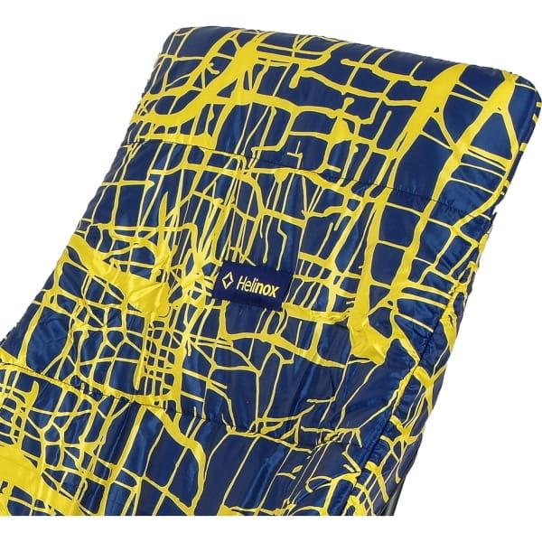 Helinox Chair Two Seat Warmer black-flow line - Bild 4