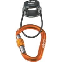 Vorschau: Camp Shell Belay Kit mit Core Lock Karabiner - Bild 1