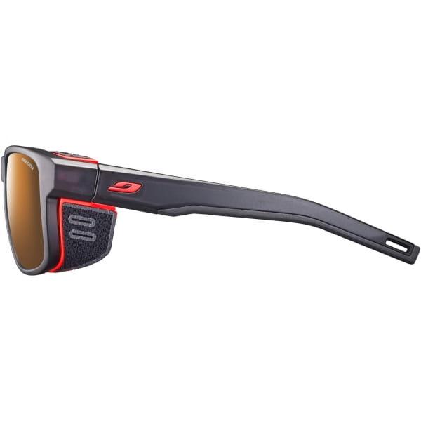 JULBO Shield M Reactiv 2-4 Polarized - Bergbrille schwarz-orange - Bild 6