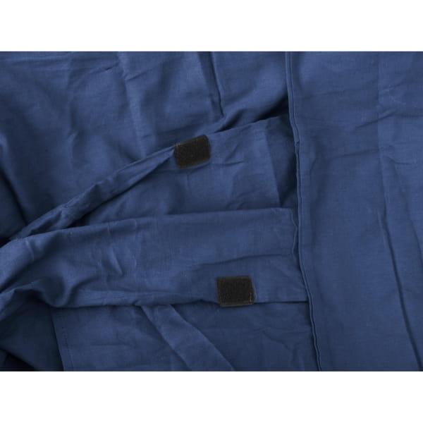 Origin Outdoors Sleeping Liner Poly-Baumwolle - Deckenform royalblau - Bild 6