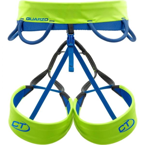 Climbing Technology Quarzo - Klettergurt green-blue - Bild 2