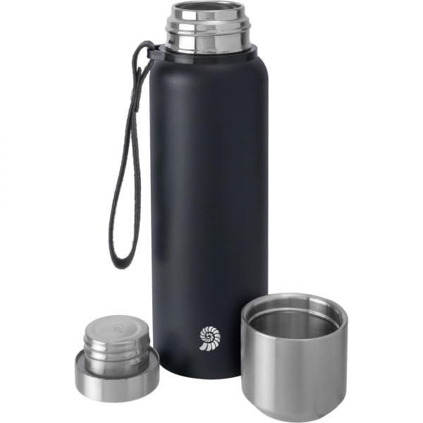 Origin Outdoors PureSteel 1 L - Isolierflasche black - Bild 1