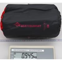 Vorschau: Sea to Summit EtherLite XT Extreme Women's - Schlafmatte black-persian red - Bild 4