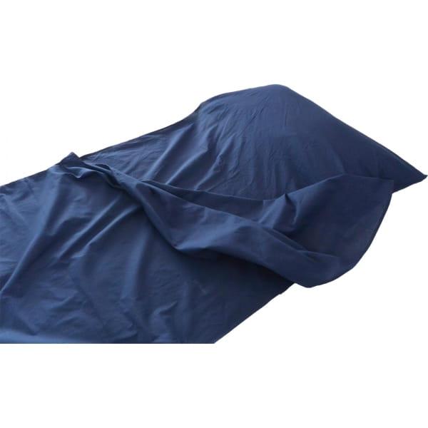 Origin Outdoors Sleeping Liner Poly-Baumwolle - Deckenform royalblau - Bild 4