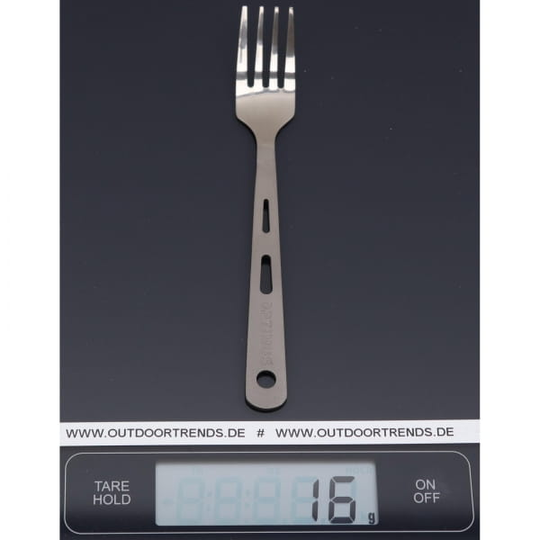 OPTIMUS Titanium Cutlery Set - Besteckset - Bild 4