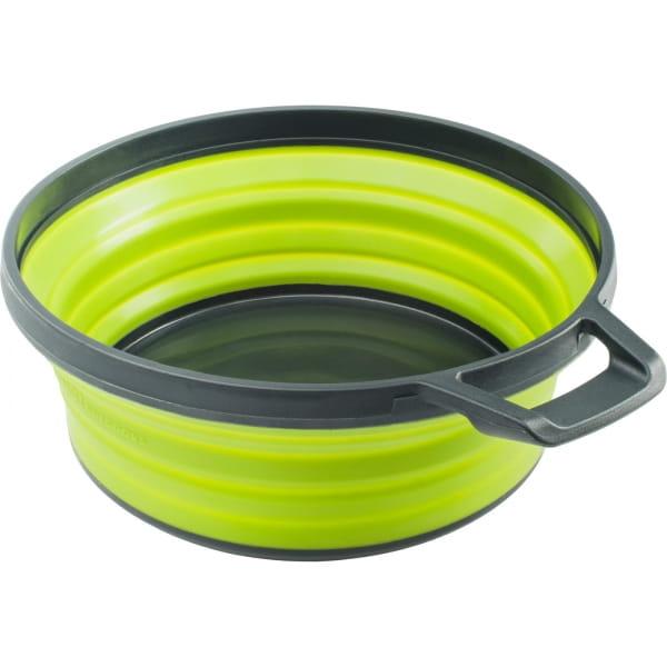 GSI Escape Bowl + Lid - Falt-Schüssel mit Decke green - Bild 15