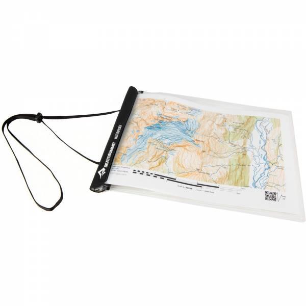 Sea to Summit Waterproof Map Case Small - Kartentasche - Bild 2