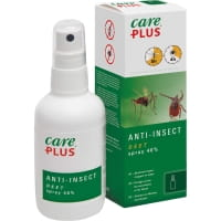 Care Plus Anti-Insect Deet Spray 40% - 100 ml