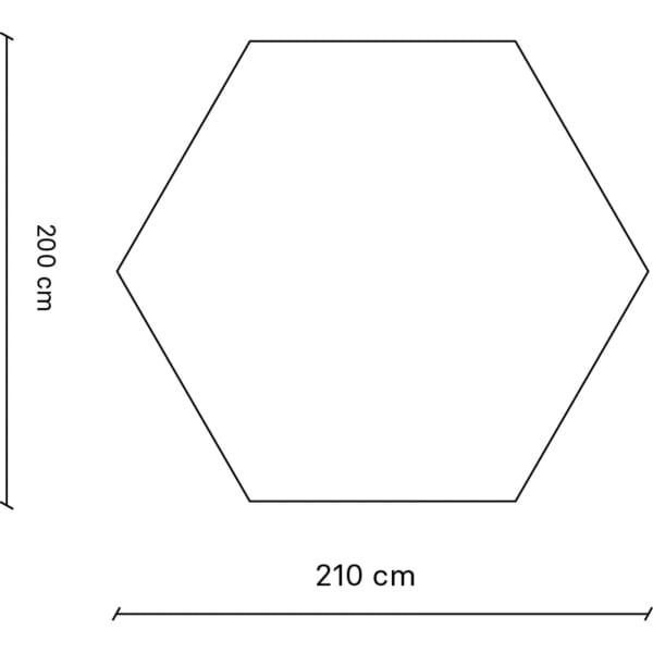 Samaya Footprint 2.5 - Zeltunterlage - Bild 3