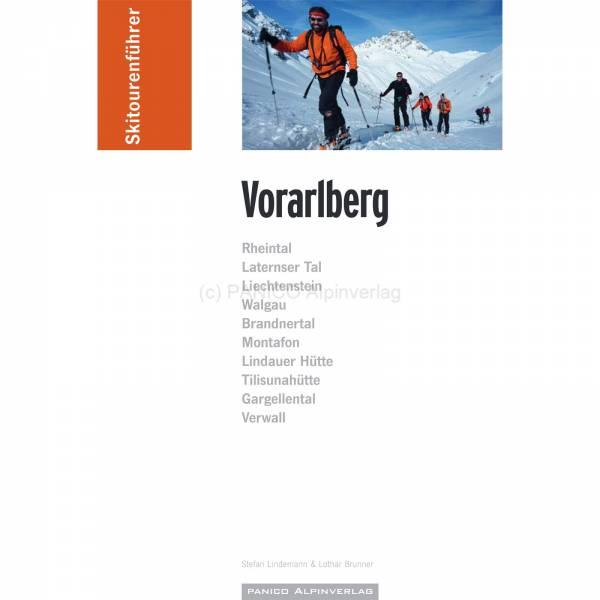 Panico Verlag Vorarlberg - Skitourenführer - Bild 1