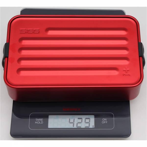 Sigg Food Box Plus L - Metal Proviantdose - Bild 4