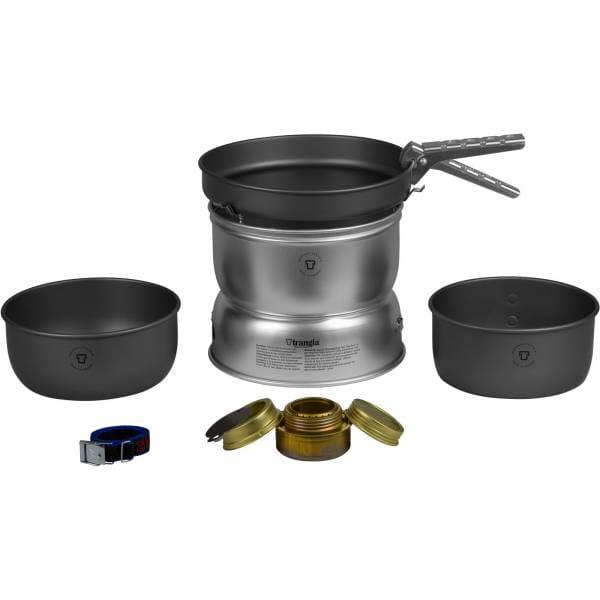 Trangia Sturmkocher Set groß - 25-7 UL-HA - Spiritus - ohne Wasserkessel - Bild 1