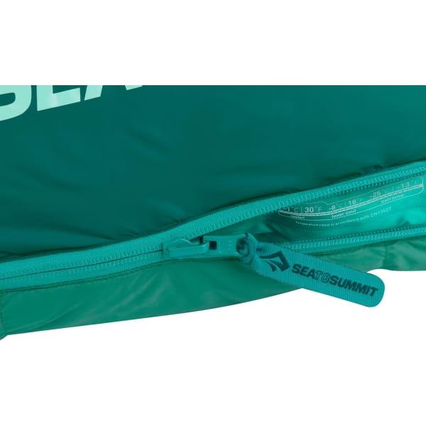 Sea to Summit Journey JoI Women's - Schlafsack peacock-emerald - Bild 10