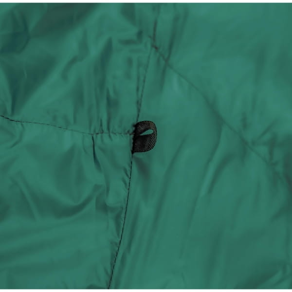 Grüezi Bag Biopod DownWool Subzero - Daunen- & Wollschlafsack pine green - Bild 29