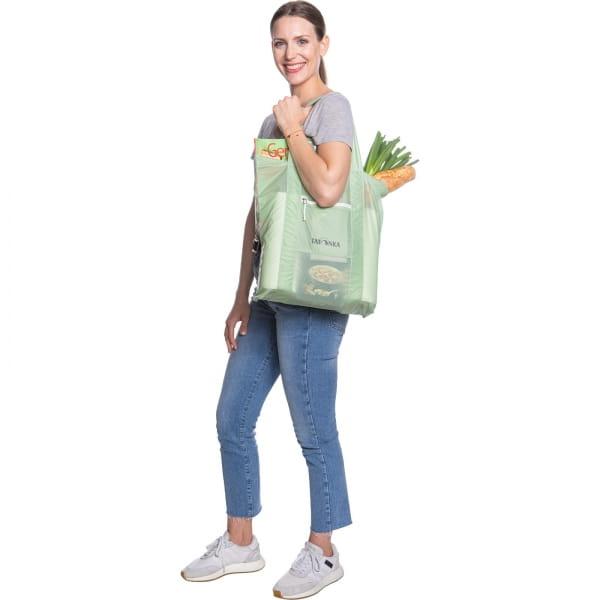 Tatonka SQZY Market Bag - faltbare Einkaufstasche - Bild 21