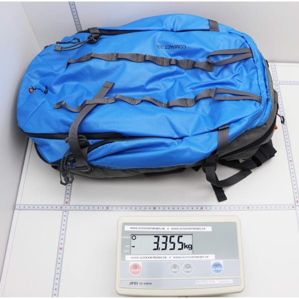 ABS P.RIDE Compact Base Unit Set ohne Auslöseeinheit - Lawinenrucksack - Bild 7