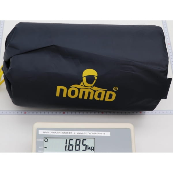 NOMAD Ultimate 6.5 - Schlafmatte graphite - Bild 3