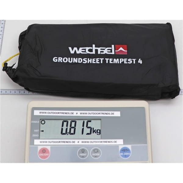 Wechsel Tents Groundsheet Tempest 4 - Zeltunterlage - Bild 2