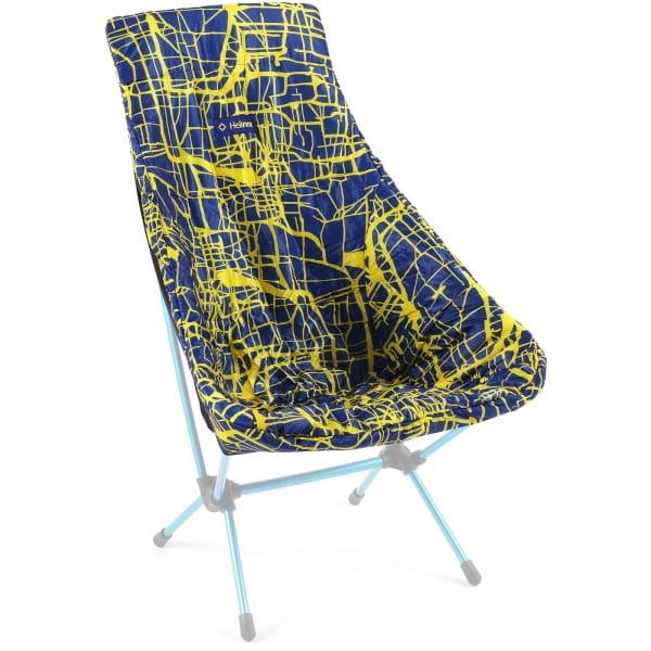 Helinox Chair Two Seat Warmer black-flow line - Bild 3
