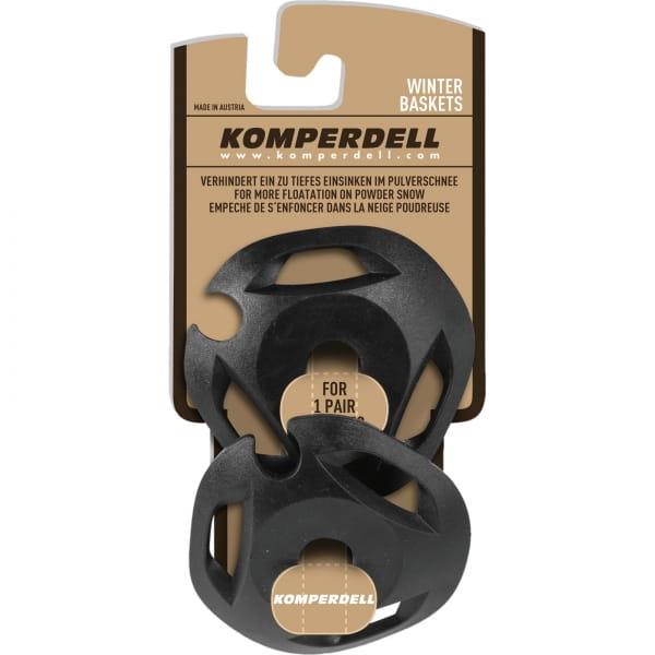 Komperdell Standard Regular UL Basket - Stockteller schwarz - Bild 1