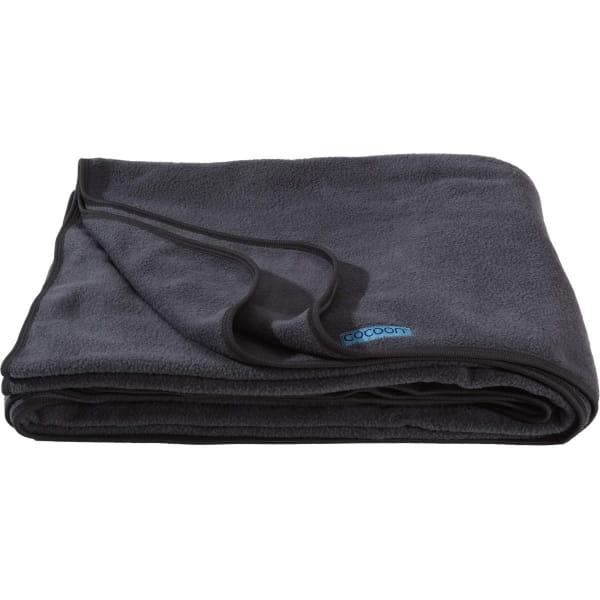 COCOON Fleece Blanket - Decke charcoal - Bild 3