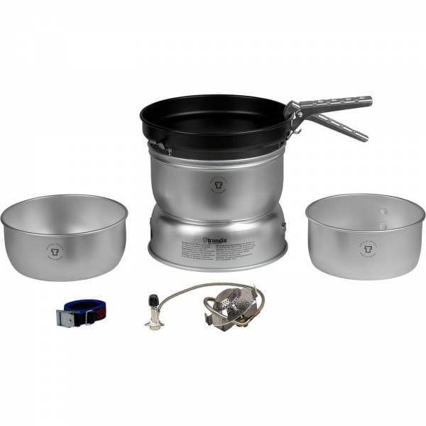 Trangia Sturmkocher Set groß - 25-3 UL - Gas - ohne Wasserkessel - Bild 1