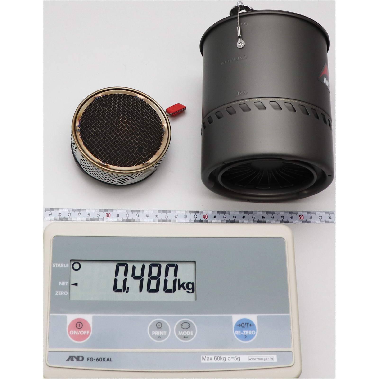 MSR Reactor® 1.7L Stove System - Kochersystem - Bild 5