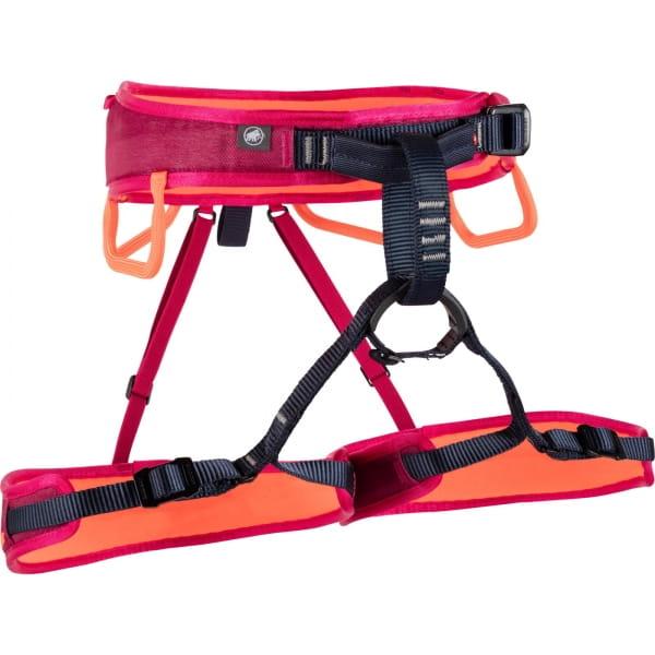 Mammut Ophir Fast Adjust Women - Klettergurt sundown-safety orange - Bild 1