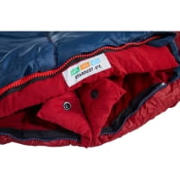 Vorschau: Wechsel Tents Stardust -5° M - Schlafsack red dahlia - Bild 13