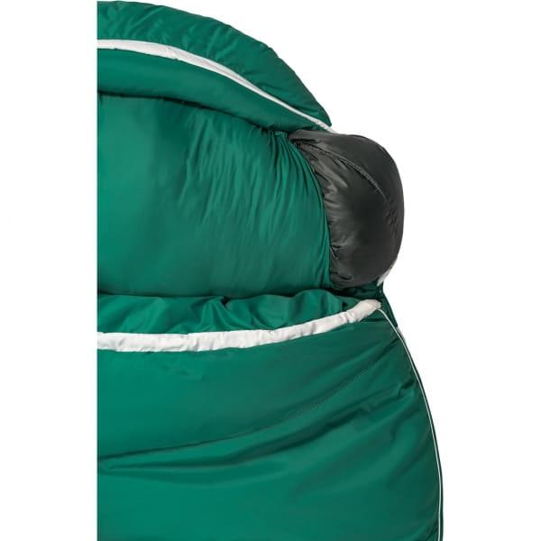 Grüezi Bag Biopod DownWool Subzero - Daunen- & Wollschlafsack pine green - Bild 13