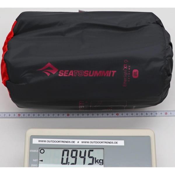 Sea to Summit EtherLite XT Extreme Women's - Schlafmatte black-persian red - Bild 4
