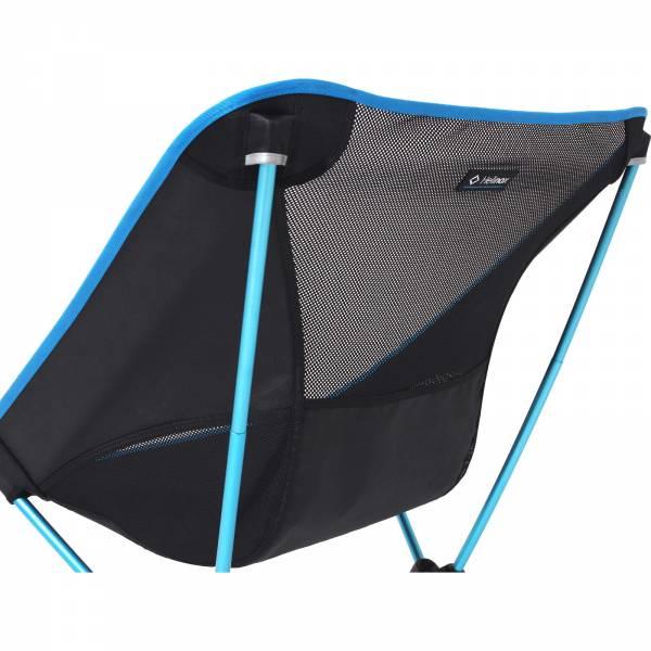 Helinox Chair One X-Large - Faltstuhl black-blue - Bild 5