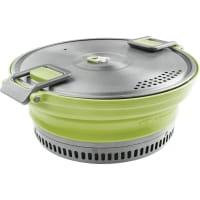 Vorschau: GSI Escape 3 L Pot - faltbarer Kochtopf green - Bild 4
