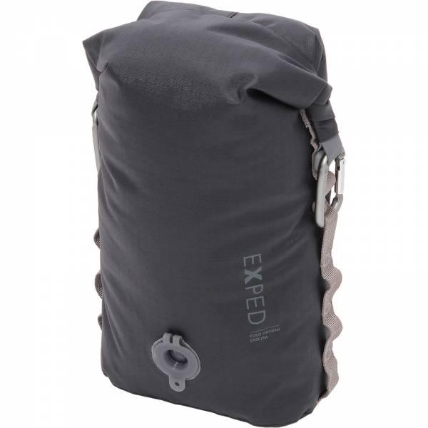 EXPED Fold Drybag Endura - komprimierbarer Packsack black - Bild 1