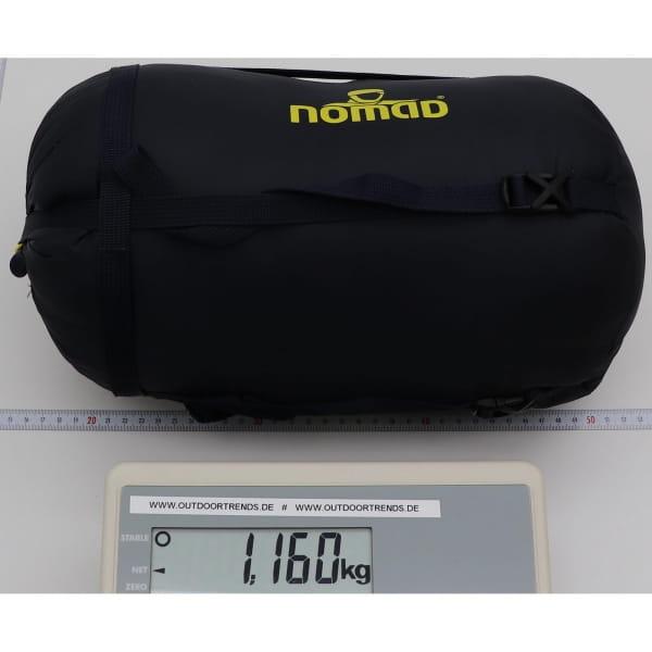 NOMAD Taurus Comfort 550 - Schlafsack dark grey - Bild 2
