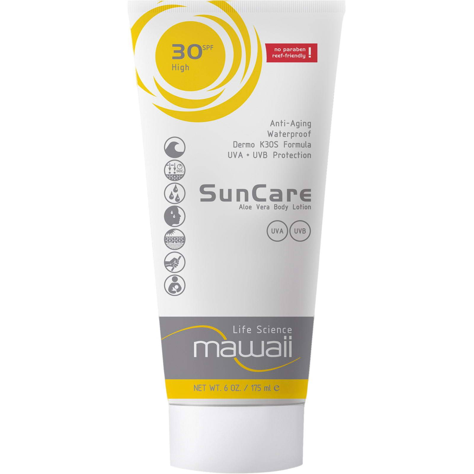 mawaii SunCare SPF 30 - 175 ml - Sonnenschutz - Bild 1