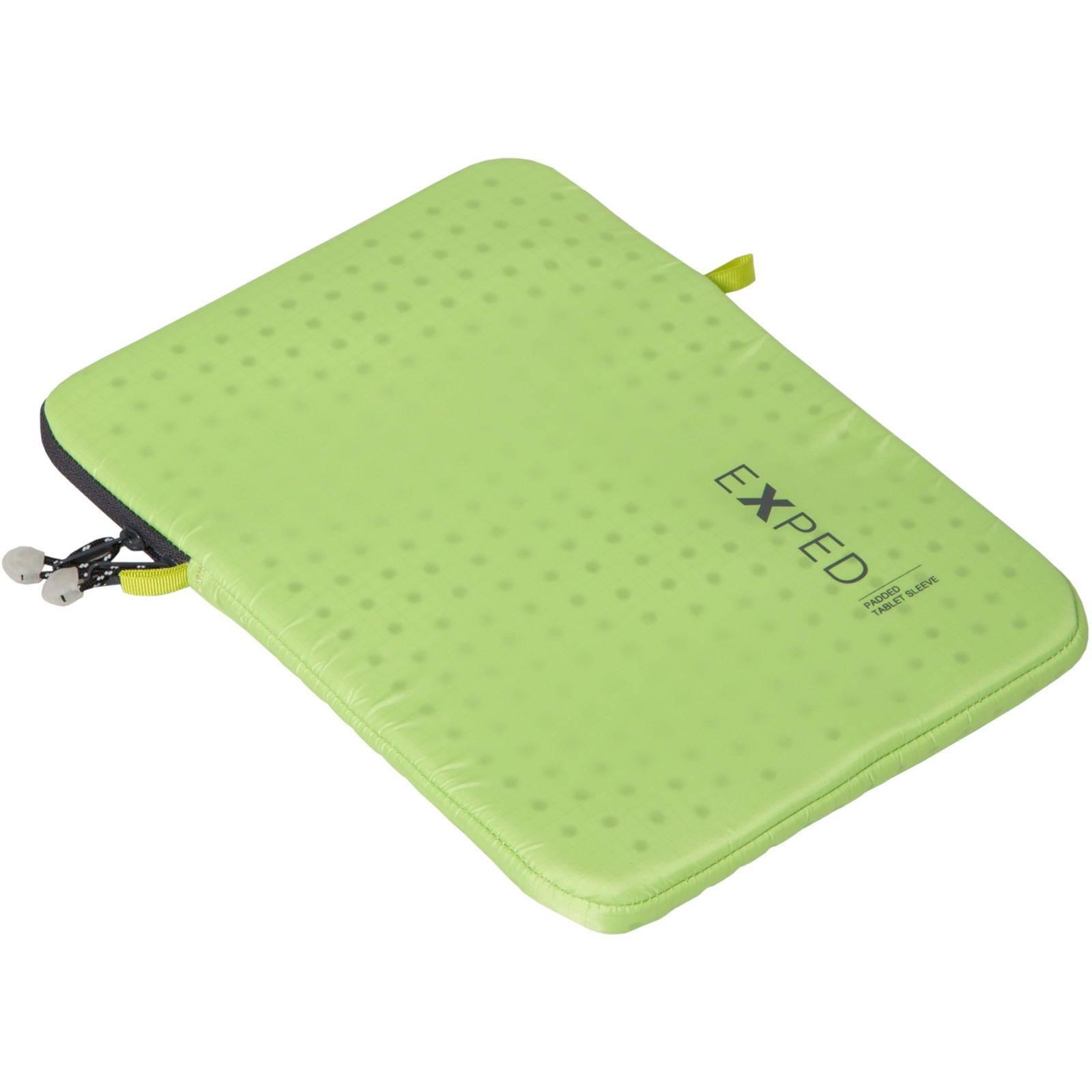 EXPED Padded Tablet Sleeve 10 - Schutzhülle lime - Bild 1