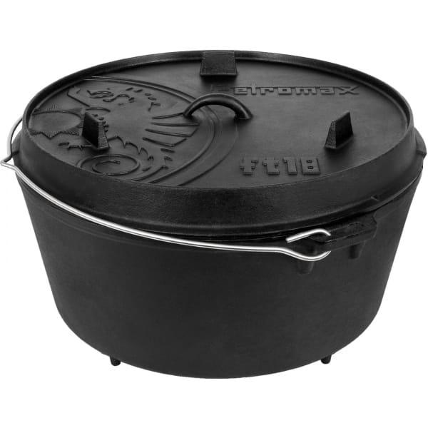 Petromax Feuertopf ft18 mit Füßen - Dutch Oven - Bild 2