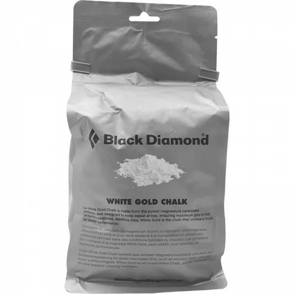 Black Diamond Loose White Gold Chalk 300 g - Bild 1