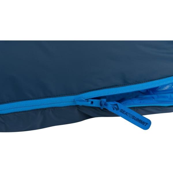 Sea to Summit Trek TkI - Schlafsack bright blue-denim - Bild 6