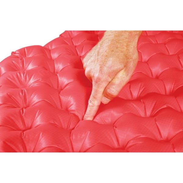 Sea to Summit Ultralight Insulated Mat Women's - Schlafmatte paprika - Bild 3